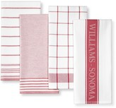 Williams-Sonoma Multi-Pack Towels, Claret