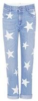 Stella McCartney Tomboy Star Boyfriend-fit Jeans