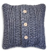 "UGG Oversized Knit Decorative Pillow, 24"" x 24"""