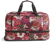 Vera Bradley Lighten Up Wheeled Carry On Luggage