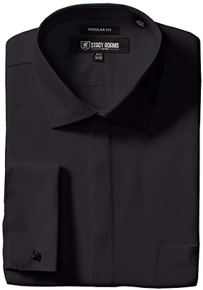 Stacy Adams 39000 Solid Dress Shirt
