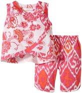 Masala Wrap Set (Baby) - Pink-3-6 Months