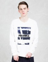 General Idea Basic Print Sweatshirts