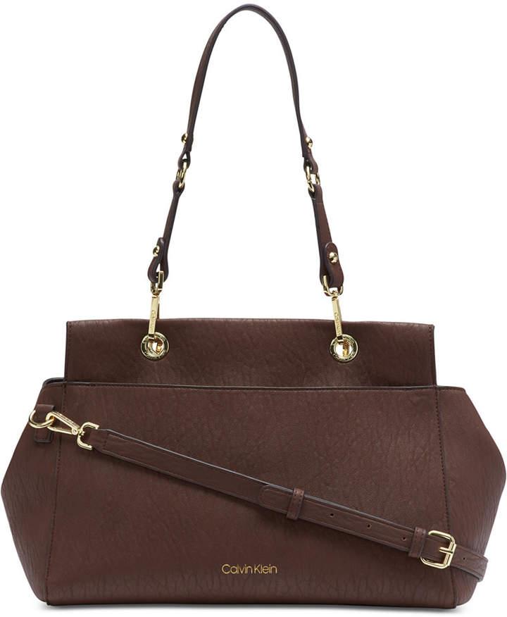 eddba98b77 Calvin Klein Brown Handbags - ShopStyle