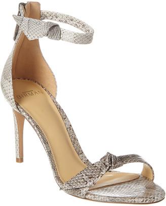 Alexandre Birman Clarita 85 Leather Sandal