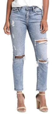 Silver Jeans Co. Banning Slim-Leg Jeans
