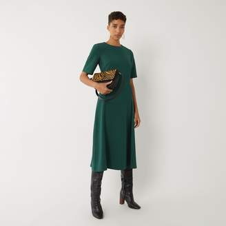 Warehouse CREPE MIDI DRESS