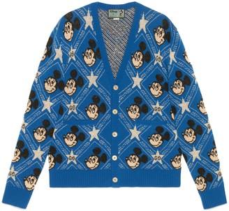 Gucci Disney x wool cardigan