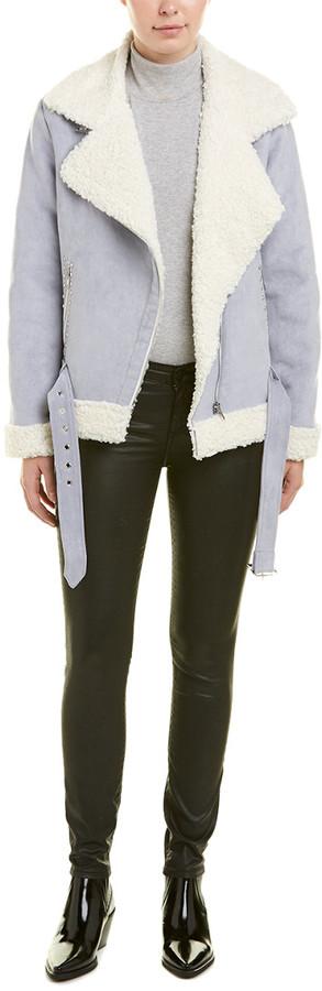 Endless Rose Belted Jacket