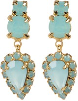 Sorrelli Light Up Your Life Crystal Drop Earrings