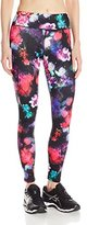 Betsey Johnson Women's Eastern Floral Printed Ankle Legging
