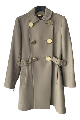 Mulberry Grey Wool Coats