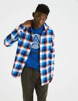 American Eagle Outfitters AE Soft & Rugged Flannel Shirt