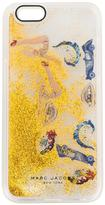 Marc Jacobs Moving MJ Collage iPhone 6S case - women - Polycarbonite/Polyurethane - One Size
