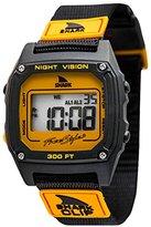 Freestyle Women's 10021617 Shark Clip Digital Display Japanese Quartz Black Watch