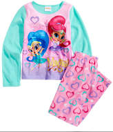 Nickelodeon's Shimmer and Shine 2-Pc. Pajama Set, Little Girls & Big Girls
