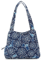 Vera Bradley Petal Splash Shoulder Bag