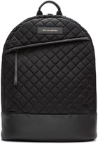 WANT Les Essentiels Black Quilted Kastrup Backpack