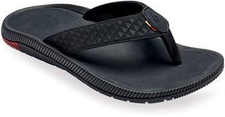 OluKai Men's Halo Beach Thong Sandals