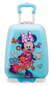 American Tourister Disney by Kids' Minnie Hardside Carry-On