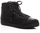 Tretorn Women's Bailey Nylon High Top Sneakers