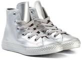 Converse Silver Kids Chuck Taylor All Star - Hi