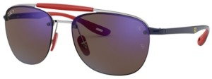 Ray-Ban Polarized Sunglasses, RB3662M 59