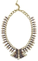 BaubleBar 'Padget' Crystal Collar Necklace
