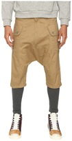 Mostly Heard Rarely Seen Deconstructed Equestrian Pants Men's Casual Pants