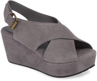 Chocolat Blu Wim Platform Wedge Sandal