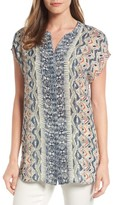 Nic+Zoe Women's Surfside Woven Top