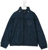 Diesel zipped jacket - kids - Cotton/Polyamide - 6 yrs