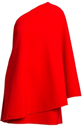 Valentino Rosso Capsule One-Shoulder Dress