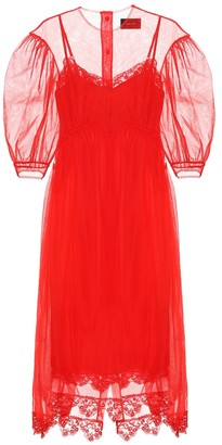 Simone Rocha Tulle midi dress