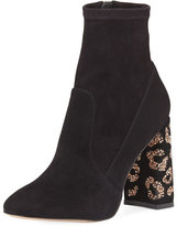 Sophia Webster Sam 110mm Embellished-Heel Boot