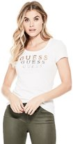 GUESS Factory Women's Rae Logo Tee