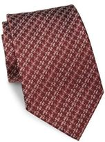 Giorgio Armani Patterned Silk Tie