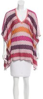 Missoni Chevron Tunic Cover-up