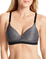 Warner's Play It Cool Wire-Free Bra