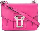 Proenza Schouler compact leather shoulder bag