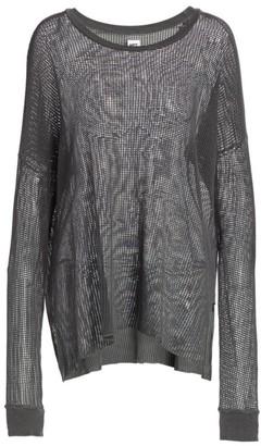 NSF Monty Cotton Mesh Sweater