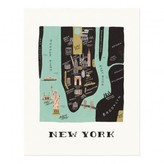 Rifle Paper Co. Rifle Paper New York Poster - 28x35 cm