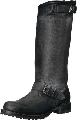 Stetson Women's Streetwise Western Boot Black 10 Medium US