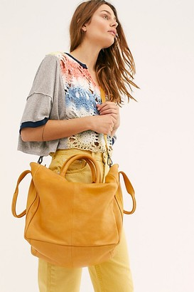 Fp Collection Leslie Leather Tote