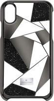 Swarovski Heroism Smartphone Case with Bumper, iPhone® X, Black