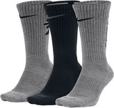 Nike 3-pk. Dri-FIT Fly-Rise Crew Socks