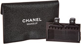 Chanel Black Acrylic Hairclip Set