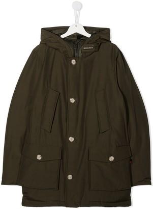 Woolrich Kids Padded Hood Jacket