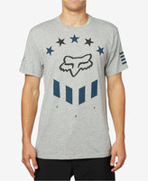 Fox Men's Barren Premium Logo-Print T-Shirt