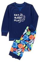 Gymboree Sports 2-Piece Pajamas